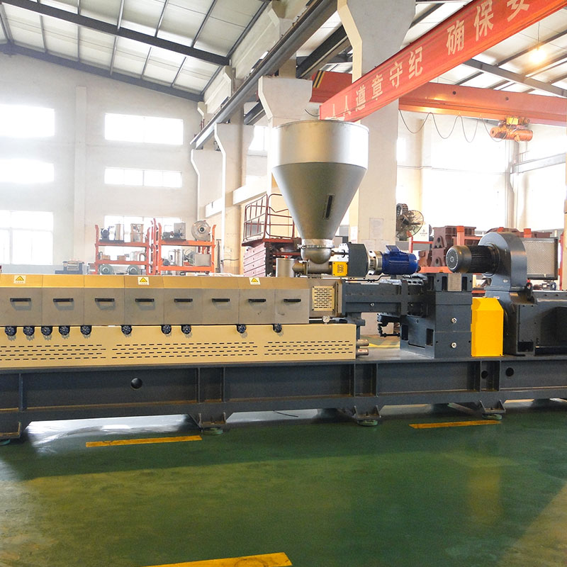 Compounding And Strand Pelletizing Line for Color Masterbatch