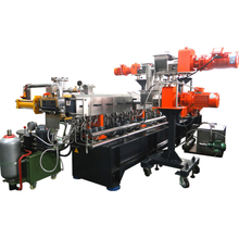Compounding And Water-ring Hot-face Pelletizing Line of Filled System