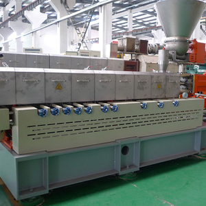 Compounding And Strand Pelletizing Line for Incorporation of Plastic Alloy